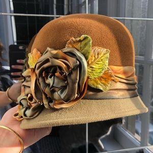 Vintage inspired hat
